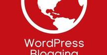 WordPress Blogging / Learn all about starting your own blog and blogging with WordPress here!