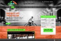 Vivid Mint Website Design / Web Design And Website Development Portfolio. © Vivid Mint, Inc.