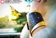 Bracelets Fall Winter 2012-13 / by amalia's little store