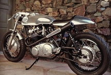 caferacer69 / Caferacer and more / by Ro Wi