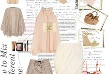 fashion that suits my style