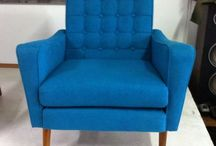 Antique Upholstery / Traditional antique furniture restoration