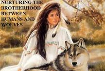 Native world / they belong to the earth