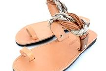 Handmade Greek Sandals / Only handmade......!!!