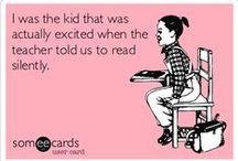 Books <3 / who likes reality? fiction rules!