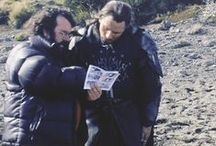 Behind the scenes LotR / movie life's to fun to be serious all the time