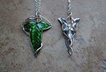 Accessories of Middle earth / you have got to get these