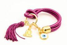Χειροποίητα κοσμήματα - Purple