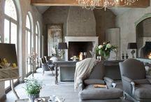 Home Decor: lounge area