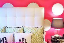 Home Decor: teens room