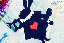 Birthday Theme: Alice in Wonderland