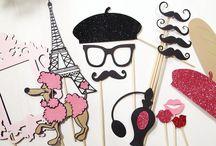 Birthday Theme: Paris