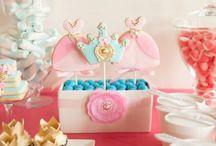 Birthday Theme: Princess