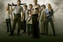 The Walking Dead / One of my favorite shows on television today!! / by Cindy Frazier