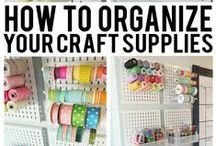 Organizing / Organizing your home or office. An organized home is a happy home!