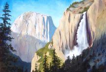 Yosemite Photos and Art / Yosemite National Park and its photos and art. / by Paula Davis