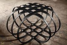 Estructuras Metal / Metal, fierro, estructuras, artesania