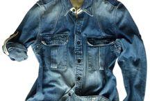 Casual jean wear / My look board.