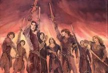 The Silmarillion / Middle Earth/old world