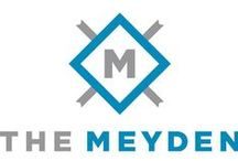 The Meyden / The Meyden Apartments are located in downtown Bellevue at the corner of Bellevue Way and Main Street.  http://www.themeydenbellevue.com/
