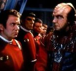 """The Bard - Shakespeare / """"Mr. DAVID WARNER (Actor): (As Klingon Chancellor Gorkon) You have not experienced Shakespeare until you have read him in the original Klingon."""""""