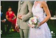Buquês de noiva / Várias Ideias de buquês para as noivas! Buquês redondos, buquês cascata, buquê braçada.