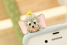 iPhone ☎ / My phone also deserves some bling / by Disney Wonderland