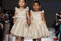 Fall 2012 Runway Shots / Images from the Fall 2012 Baby CZ Collection from our Runway Show!