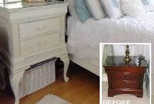 Furniture makeover/ Muebles y Restauración / by Cata