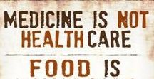 Food as Medicine / The cure could be a few bites away.