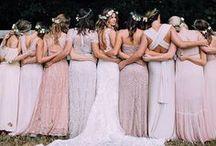 Bridesmaid Dresses / Sacramento and Northern California Wedding Planners. Social, Destination &Fundraising events we plan it all. aubrey@alluringeventsanddesing.com 707.592.7266