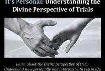 Spiritual Growth / Learn about the mechanics of spiritual growth.