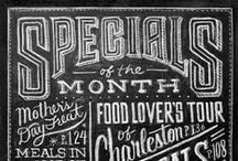 Typoholic / Fonts. Beauty of types. Lettering.