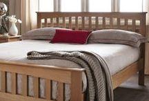 Wooden Bed Frames / Our range of wooden bed frames. Visit www.mybedframes.co.uk for more