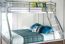 Bunk Beds / Our collection of bunk beds, suitable for both adults & children