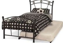 Children's Beds / Our range of children's bed frames, designed for both boys and girls.