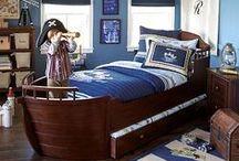 Creative Children's Rooms / Creative bedroom ideas for children.