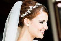 Penteados / Inspiração de penteados para noiva