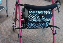 Manual Mobility / Rollators, Walkers, Wheelchairs, Transport Chairs