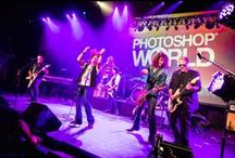 Photoshop World / KelbyOne's annual conference for creatives!
