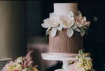 Inspiration | Wedding Cakes/Cupcakes