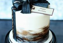 Inspiration | Cakes for the Manly Man