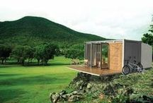 Crate Homes / Inspiration