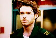 awfully lot Richard Madden / because shame on me