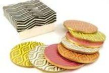 Coasters - Kitchenware / www.oxfamshop.org.au  #oxfam #oxfamshop #fairtrade #shopping #kitchen #kitchenware