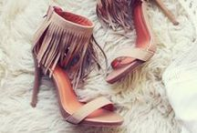 For the Love of Shoes / Shoes worth swooning over...