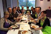 Atelier Gourmand Saint Maximin / Bravo à tous pour l'ambiance Hyper tip top !
