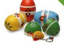 Easter Decorative Eggs / Decorative Eggs for your Easter!