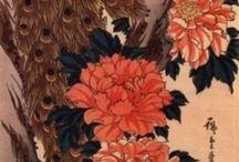 日本画 | 浮世絵 / Japanese style painting | ukiyoe