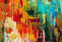 1940s-1950s | abstract expressionism / 1940年代〜1950年代 | 抽象表現主義